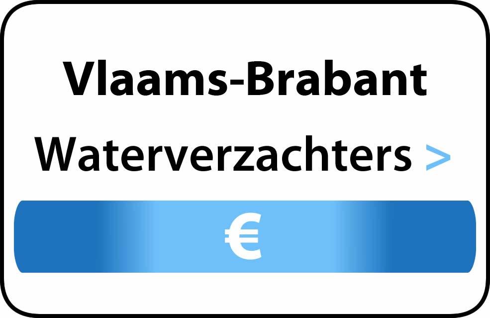 Waterverzachter Vlaams-Brabant adoucisseur d'eau