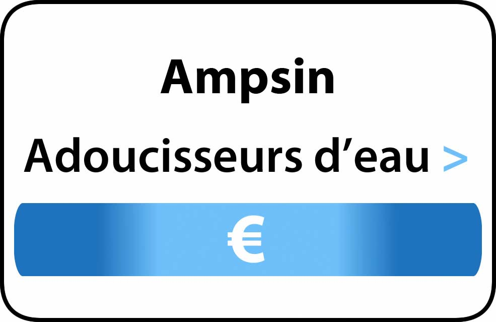 adoucisseur d'eau Ampsin