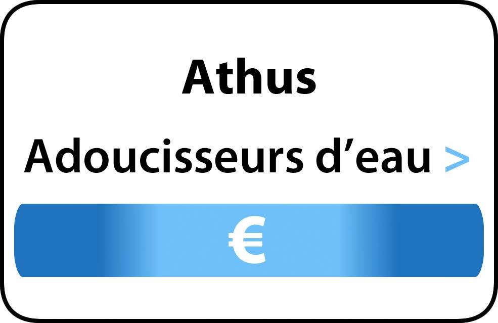 adoucisseur d'eau Athus
