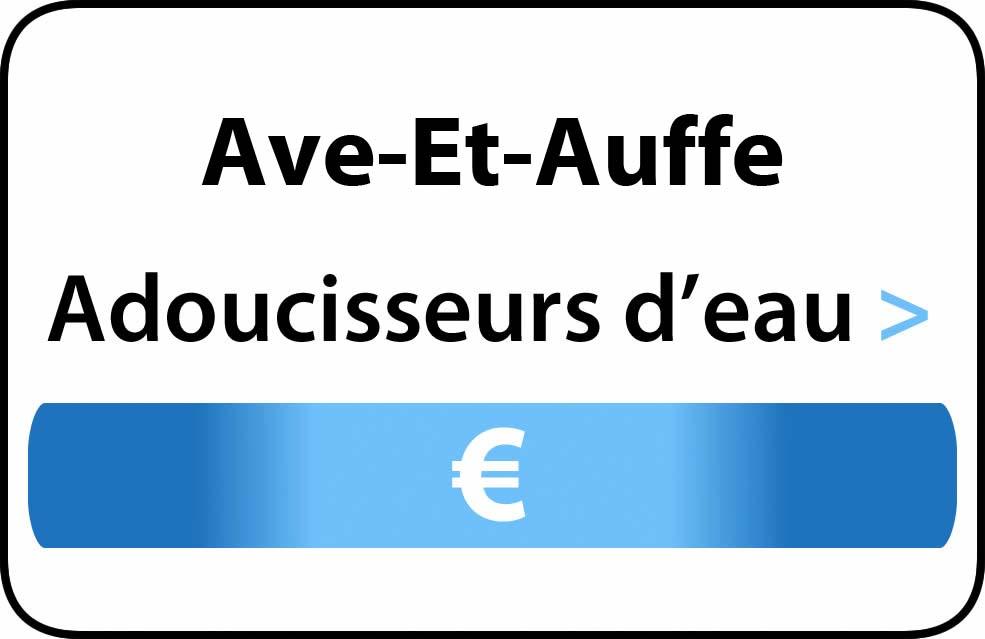 adoucisseur d'eau Ave-Et-Auffe
