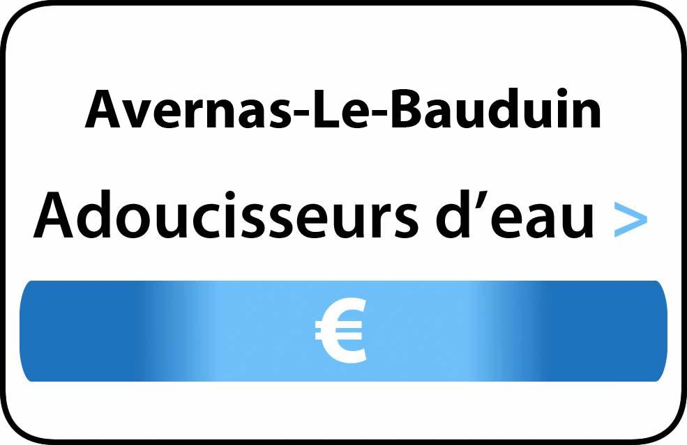 adoucisseur d'eau Avernas-Le-Bauduin