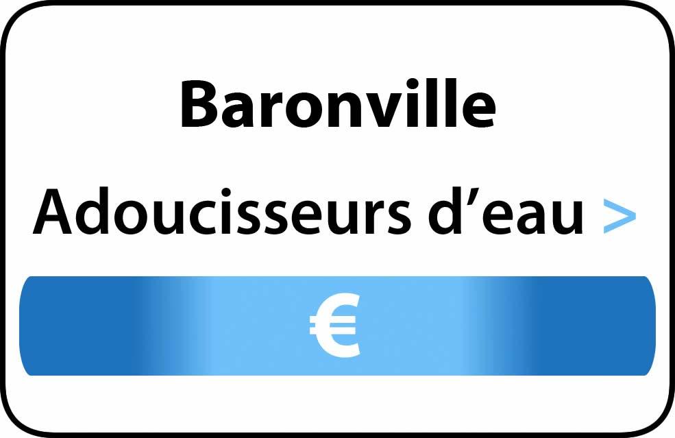 adoucisseur d'eau Baronville