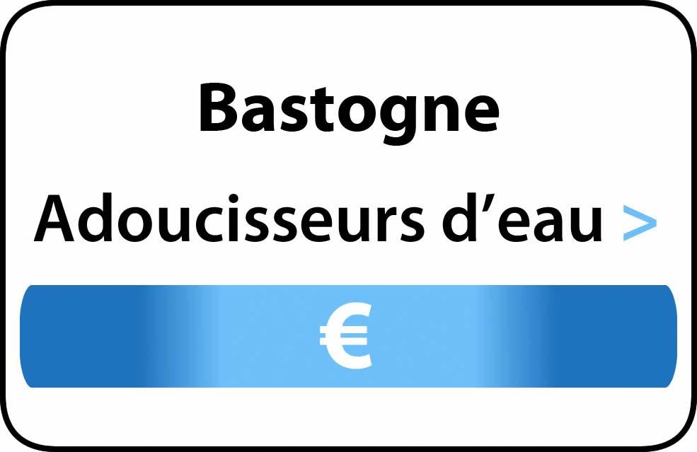 adoucisseur d'eau Bastogne