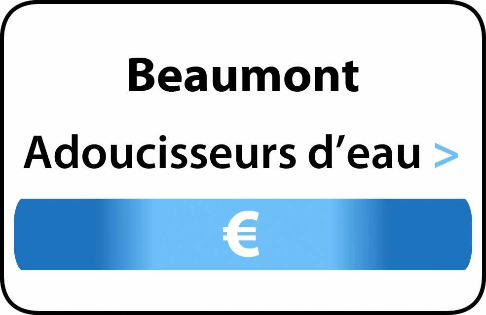 adoucisseur d'eau Beaumont