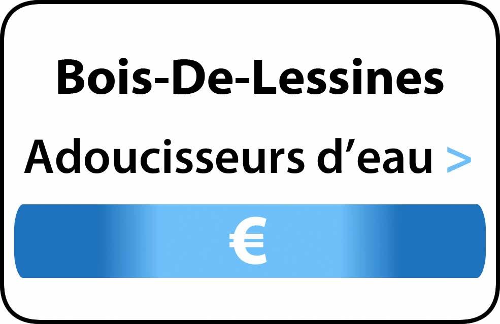 adoucisseur d'eau Bois-De-Lessines