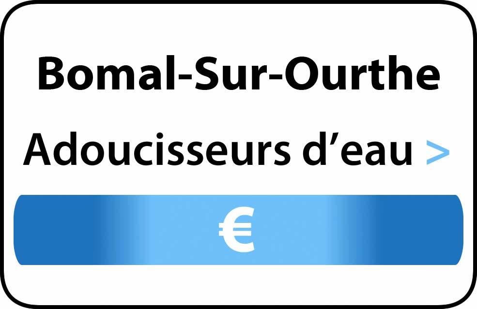 adoucisseur d'eau Bomal-Sur-Ourthe