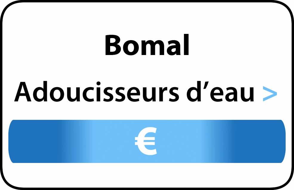 adoucisseur d'eau Bomal