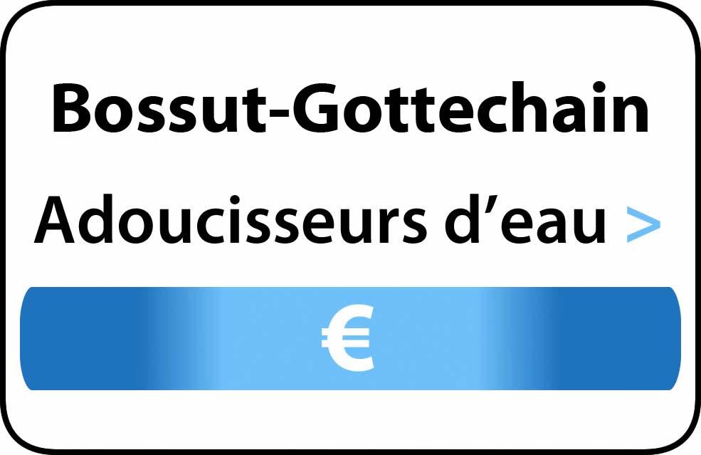 adoucisseur d'eau Bossut-Gottechain