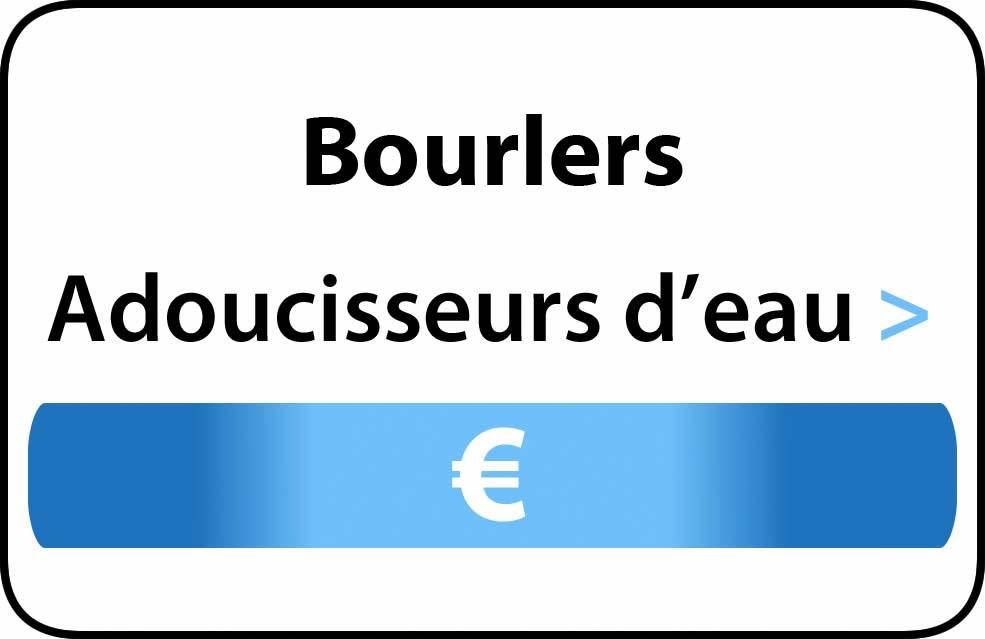 adoucisseur d'eau Bourlers