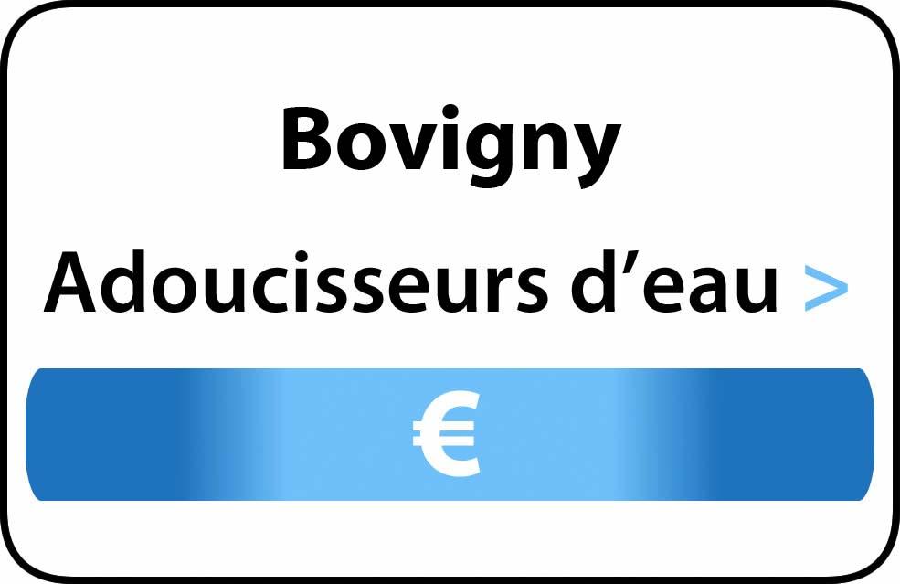 adoucisseur d'eau Bovigny