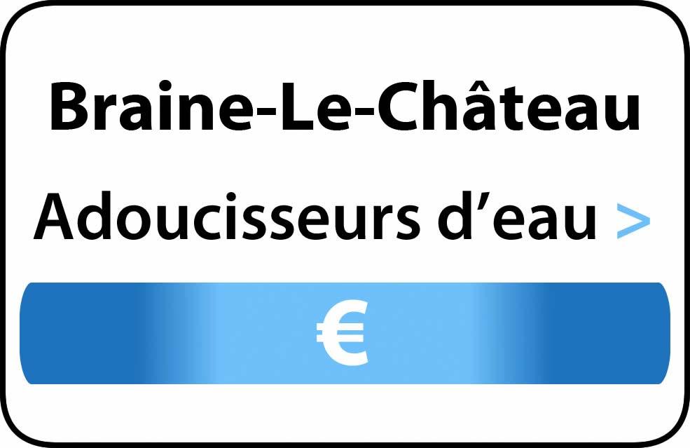 adoucisseur d'eau Braine-Le-Château