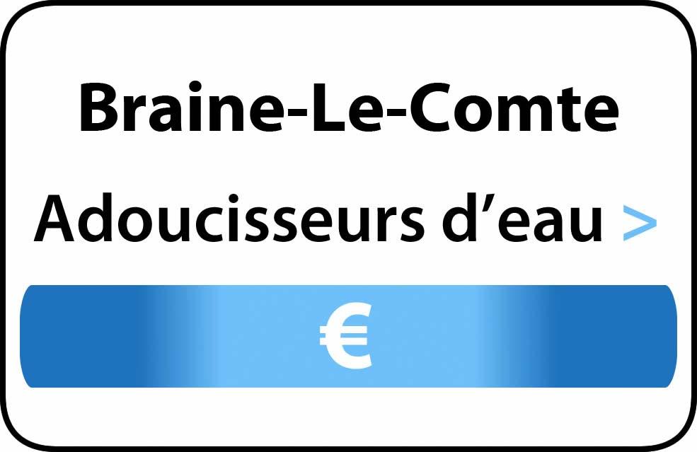 adoucisseur d'eau Braine-Le-Comte
