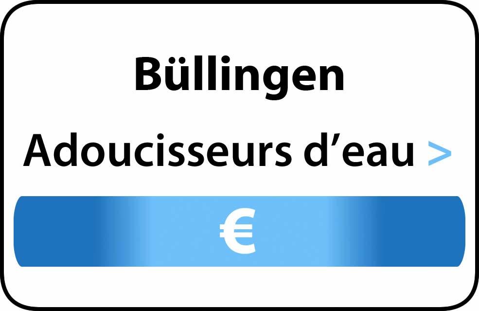 adoucisseur d'eau Büllingen
