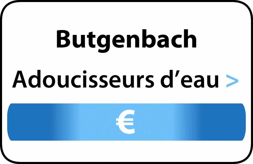 adoucisseur d'eau Butgenbach