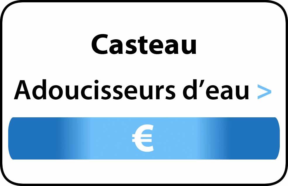 adoucisseur d'eau Casteau