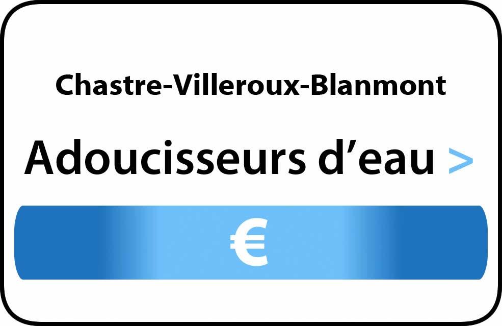 adoucisseur d'eau Chastre-Villeroux-Blanmont