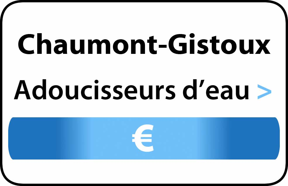 adoucisseur d'eau Chaumont-Gistoux