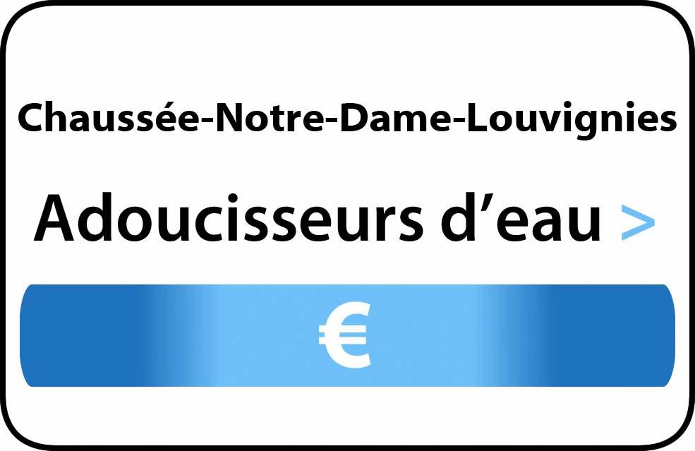 adoucisseur d'eau Chaussée-Notre-Dame-Louvignies