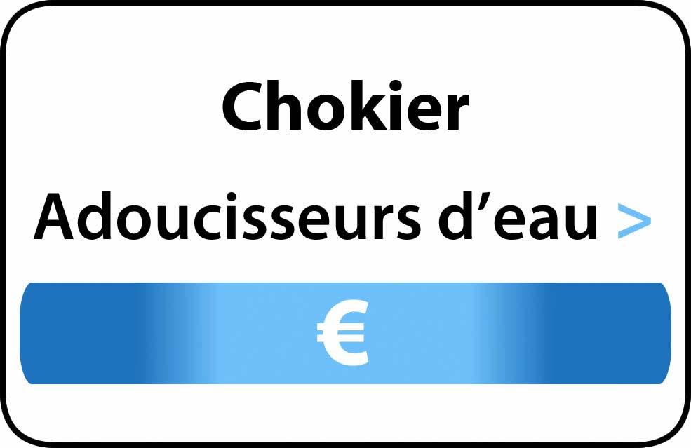 adoucisseur d'eau Chokier