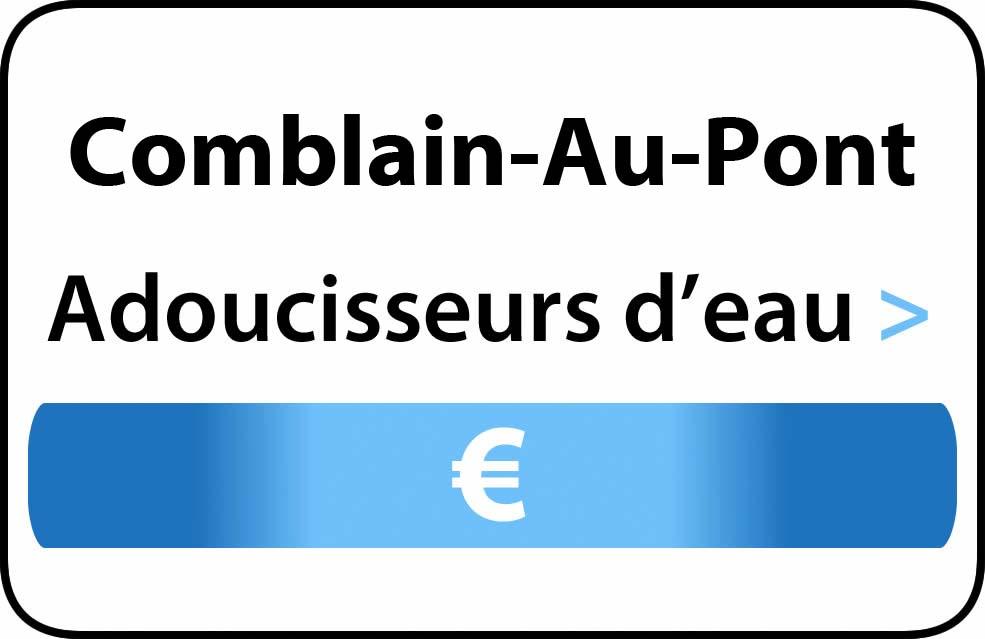 adoucisseur d'eau Comblain-Au-Pont