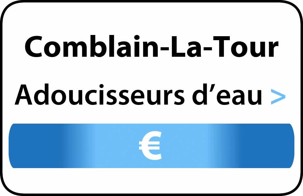 adoucisseur d'eau Comblain-La-Tour