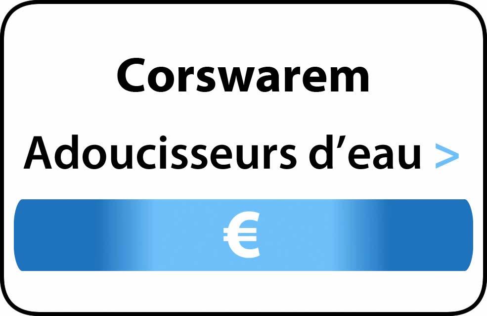 adoucisseur d'eau Corswarem