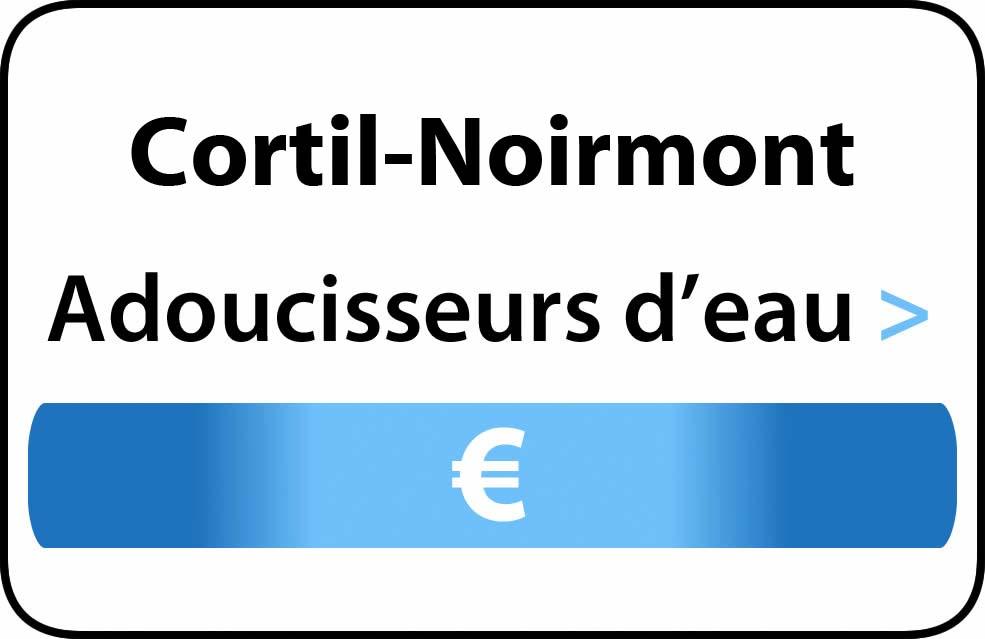 adoucisseur d'eau Cortil-Noirmont