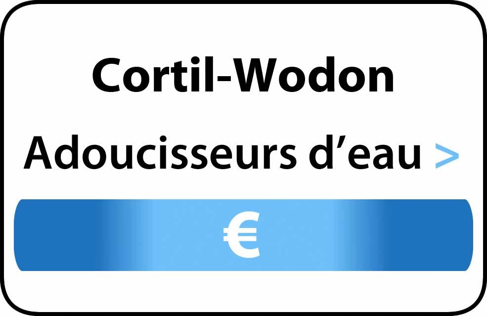 adoucisseur d'eau Cortil-Wodon