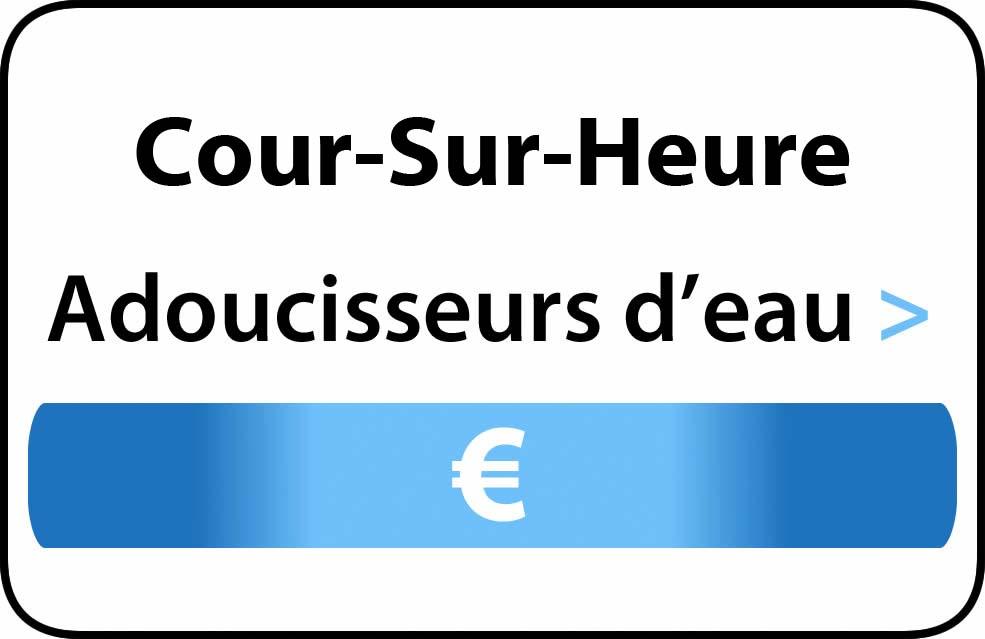 adoucisseur d'eau Cour-Sur-Heure