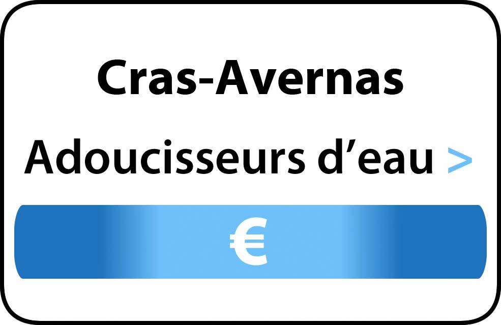 adoucisseur d'eau Cras-Avernas
