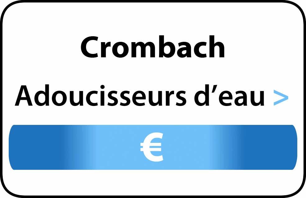 adoucisseur d'eau Crombach