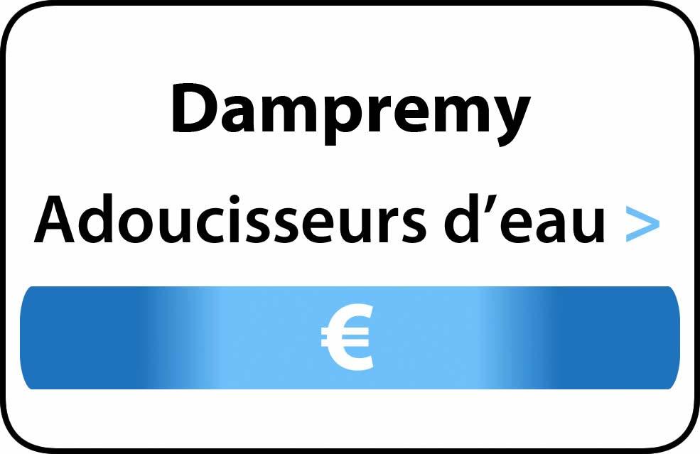 adoucisseur d'eau Dampremy