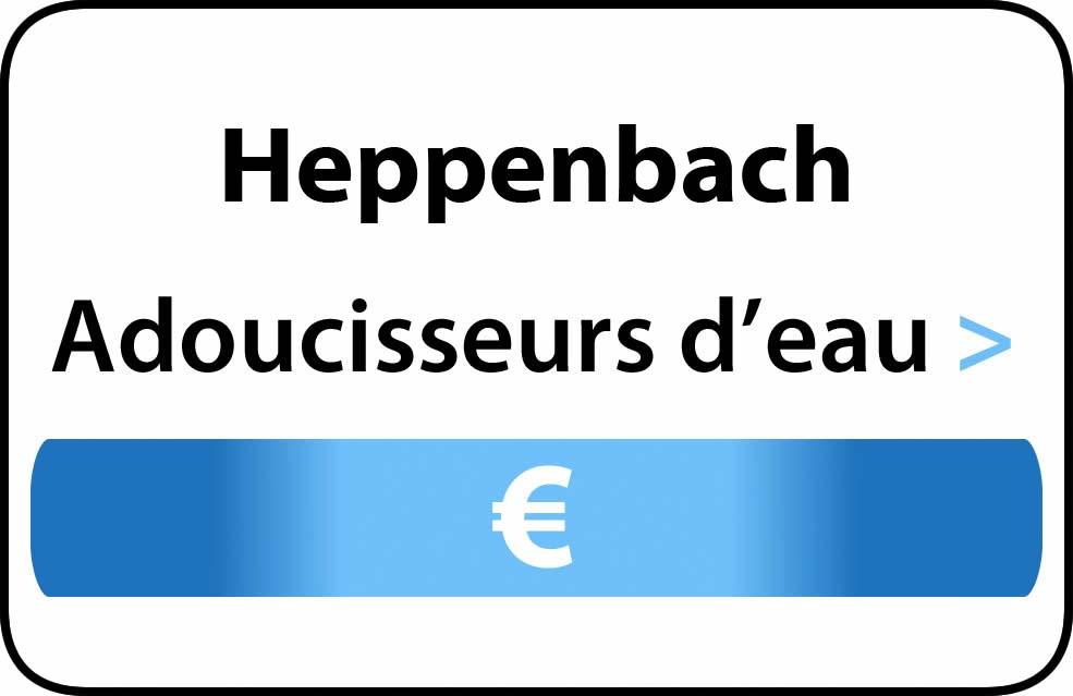 adoucisseur d'eau Heppenbach