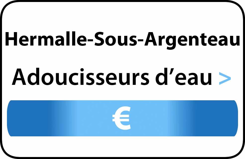 adoucisseur d'eau Hermalle-Sous-Argenteau