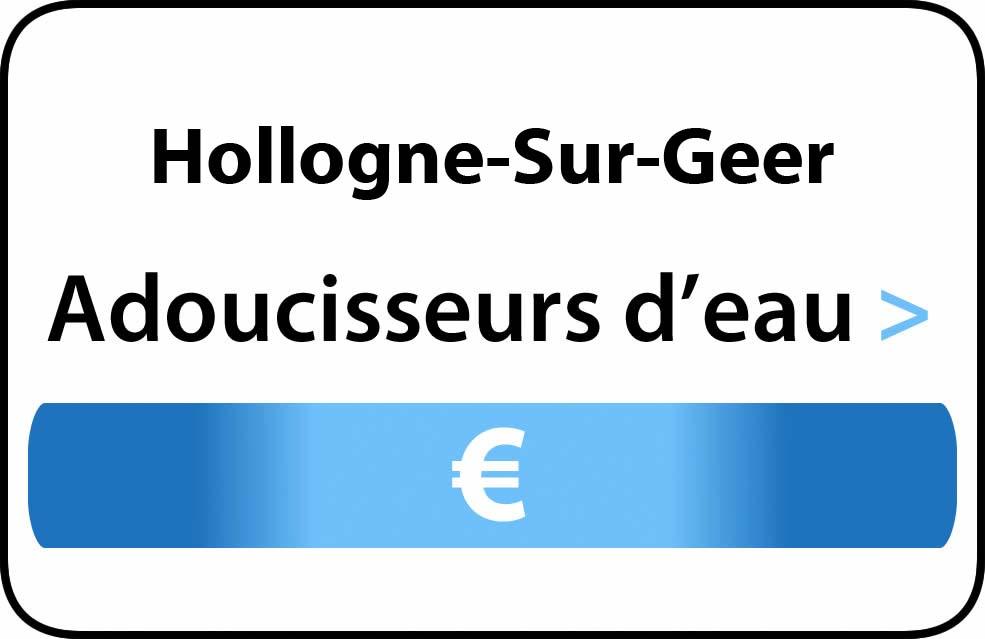 adoucisseur d'eau Hollogne-Sur-Geer
