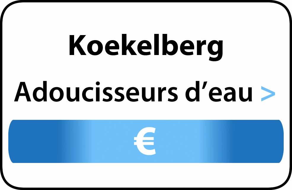 adoucisseur d'eau Koekelberg