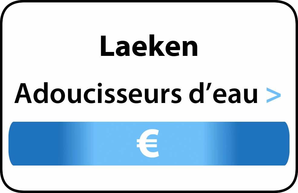 adoucisseur d'eau Laeken