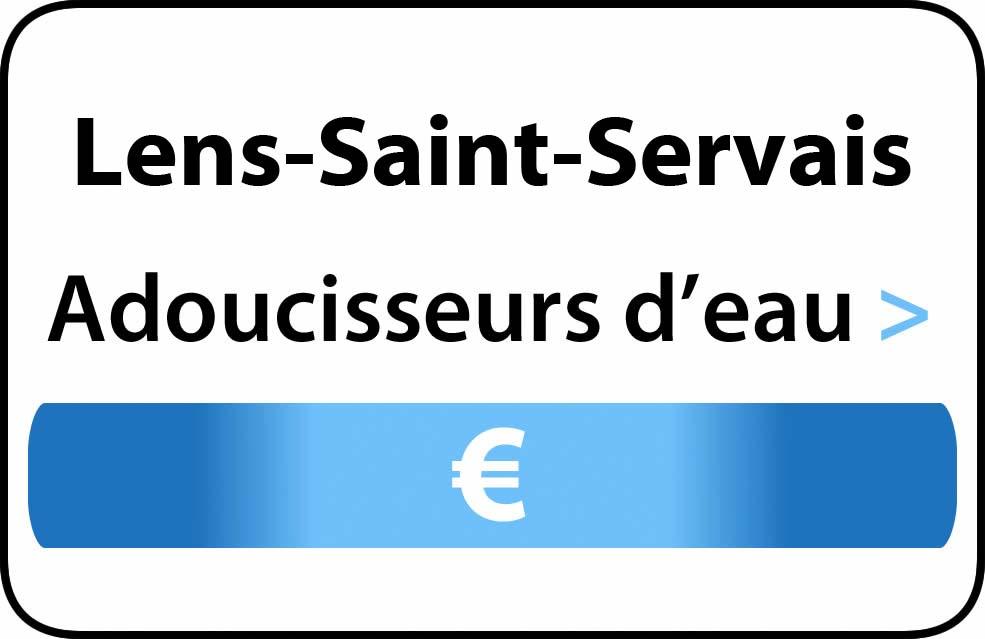 adoucisseur d'eau Lens-Saint-Servais