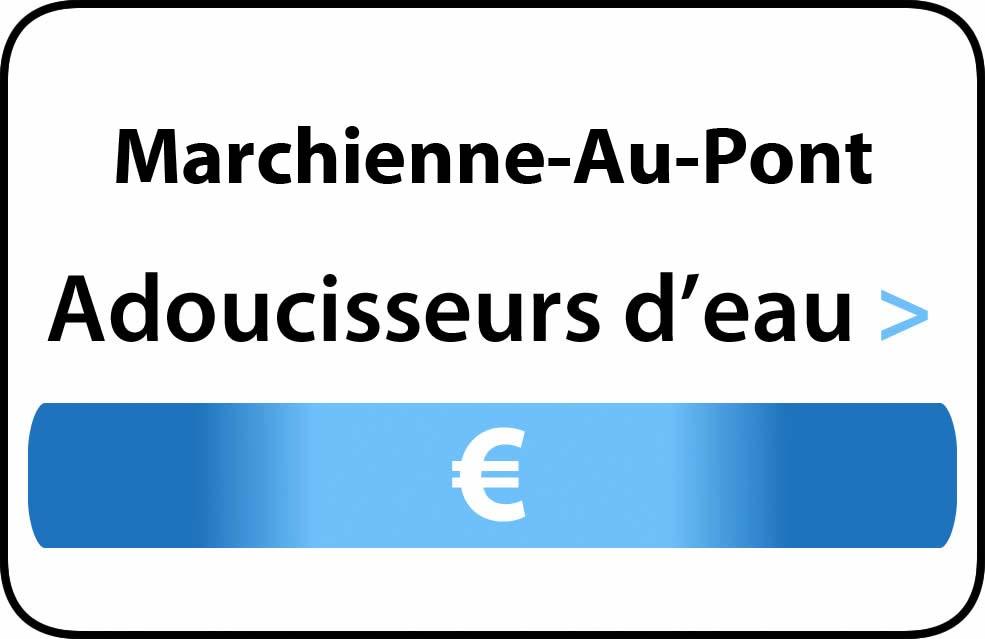 adoucisseur d'eau Marchienne-Au-Pont