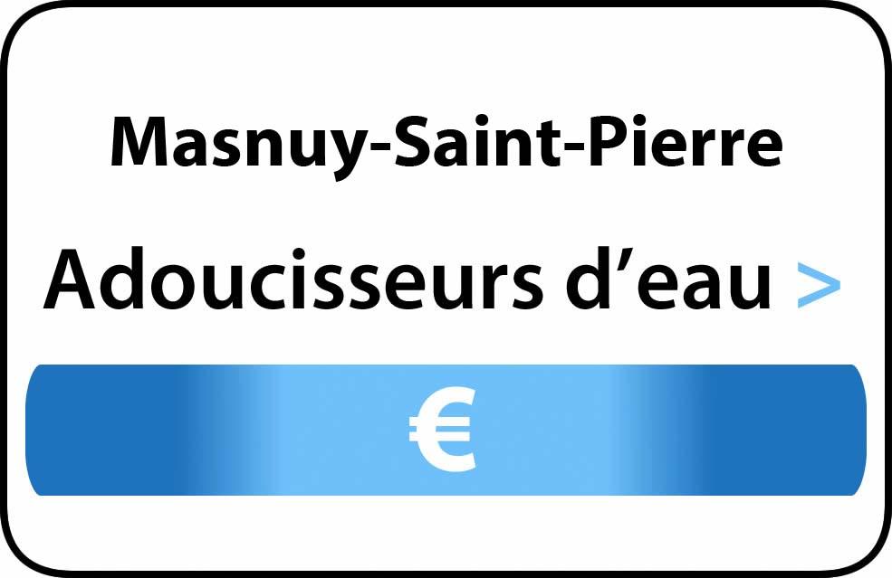 adoucisseur d'eau Masnuy-Saint-Pierre