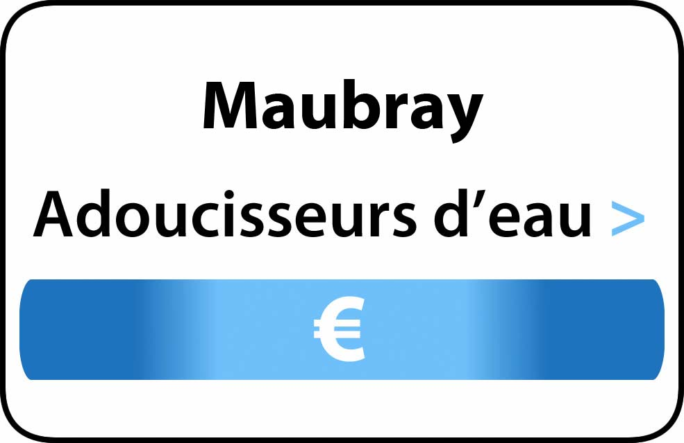 adoucisseur d'eau Maubray