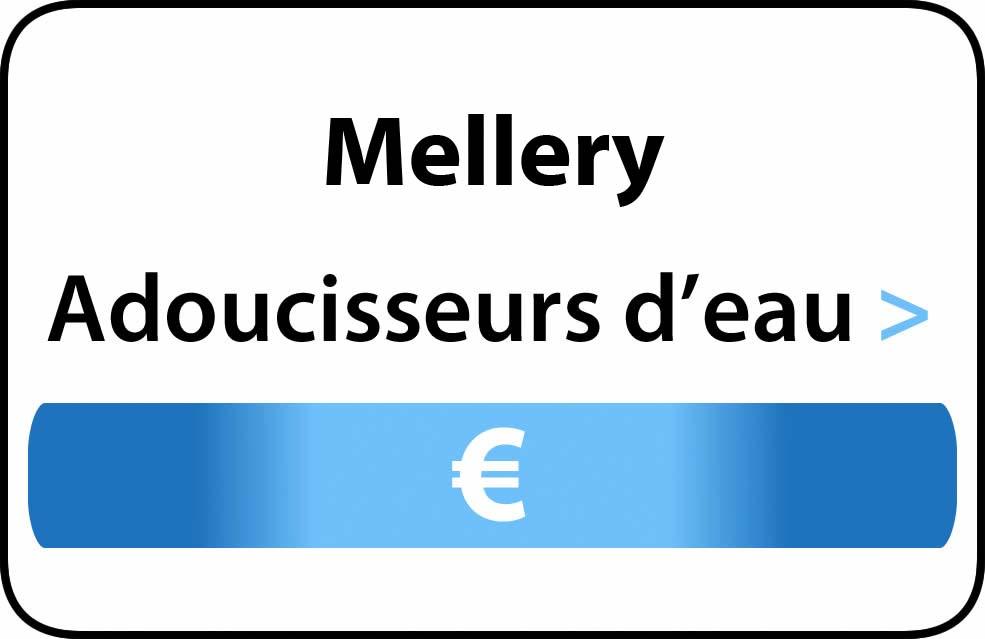 adoucisseur d'eau Mellery