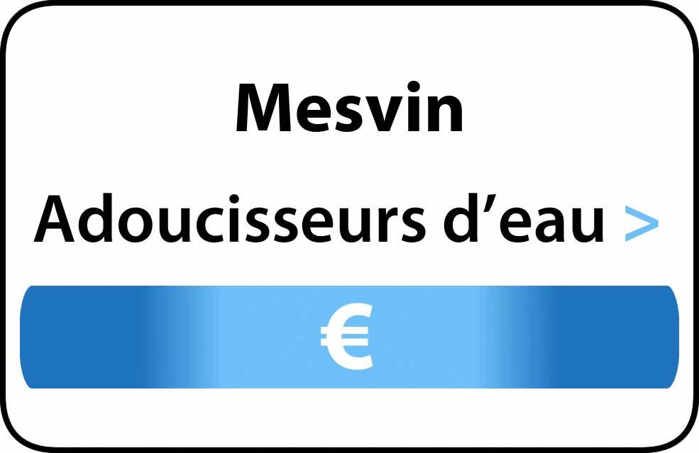 adoucisseur d'eau Mesvin