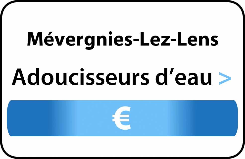 adoucisseur d'eau Mévergnies-Lez-Lens