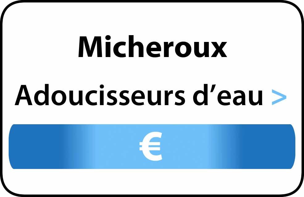 adoucisseur d'eau Micheroux