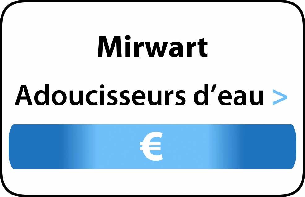 adoucisseur d'eau Mirwart