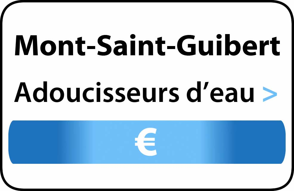 adoucisseur d'eau Mont-Saint-Guibert