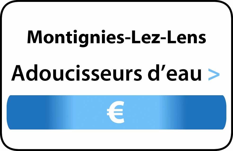adoucisseur d'eau Montignies-Lez-Lens