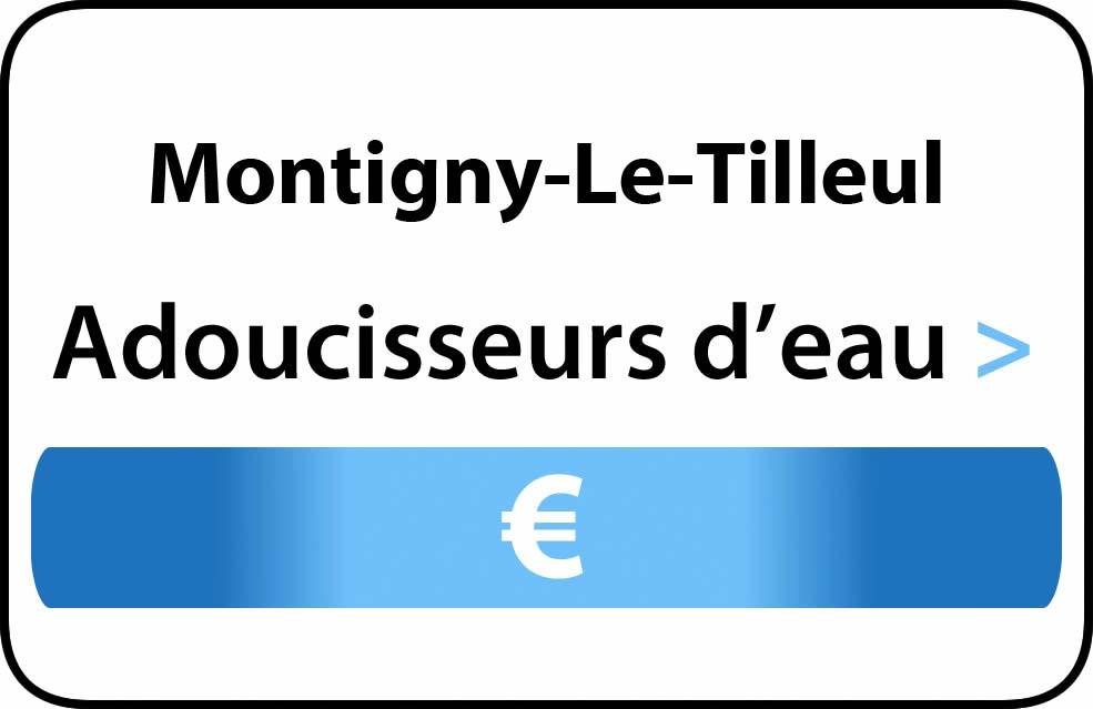 adoucisseur d'eau Montigny-Le-Tilleul