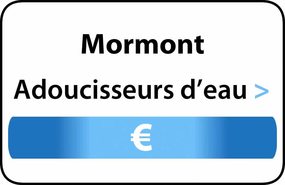 adoucisseur d'eau Mormont